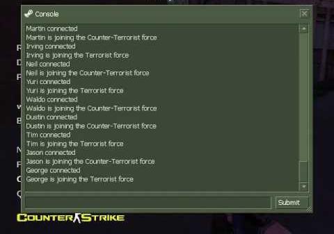 Counter Strike Bot Atma