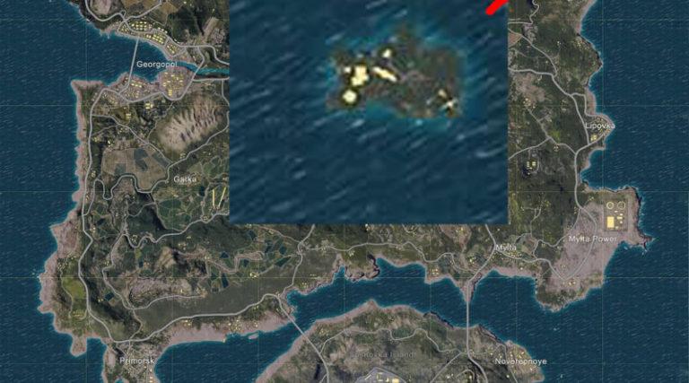 Erangel Küçük Ada