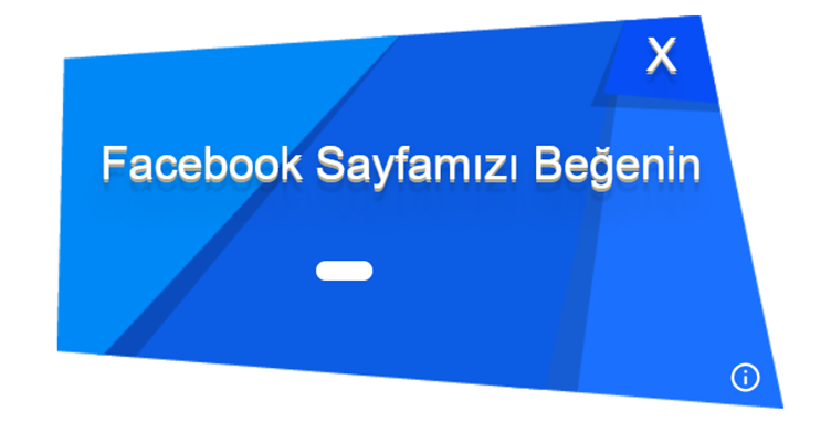 Facebook Yapışkan Pencere
