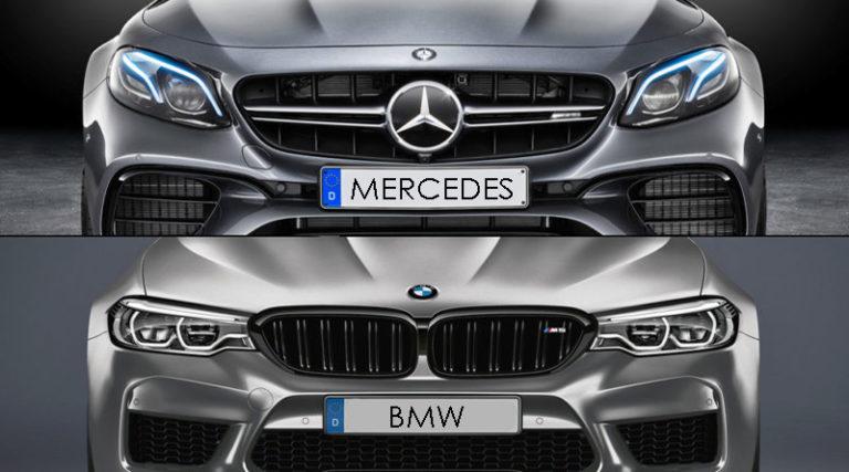 BMW ve Mercedes İşbirliği