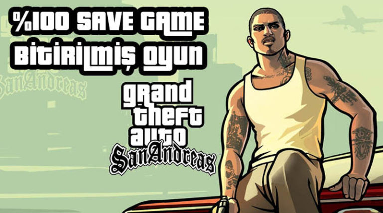 San Andreas User Files