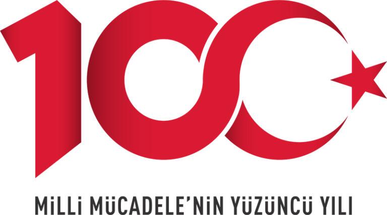 Milli Mücadelenin 100.Yıl Logosu