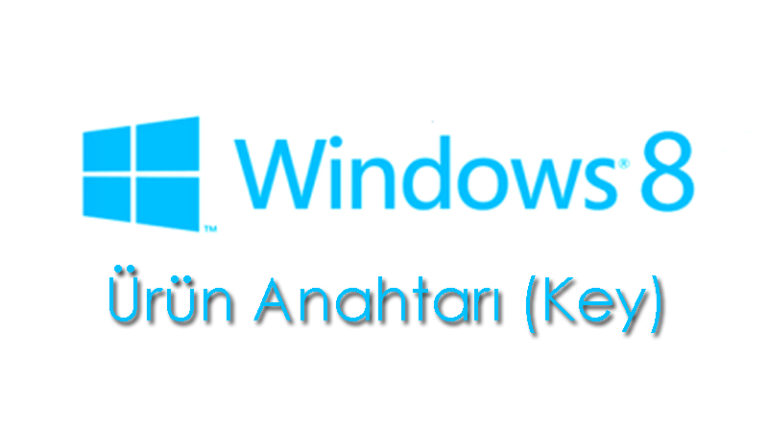 Windows 8 Key