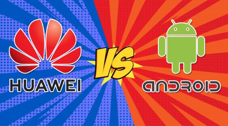 Huawei İşletim Sistemi Geliyor