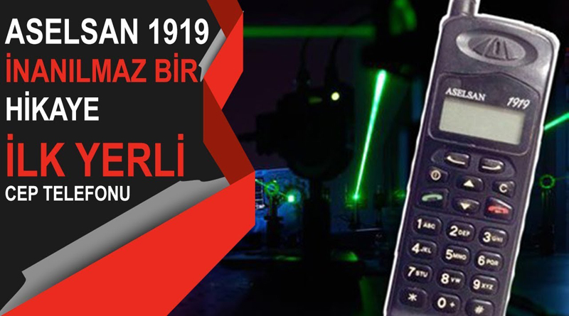 Aselsan 1919 Cep Telefonu