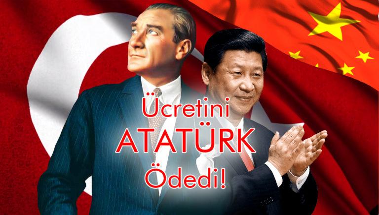 2 Milyon Kitte Atatürk Detayı