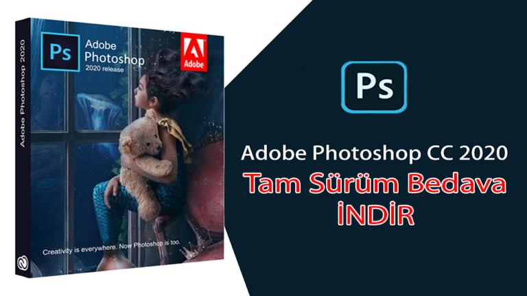 PhotoShop CC Full Sürüm İndir