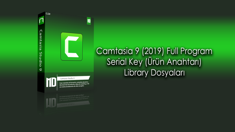 Camtasia 9 Full Program İndir