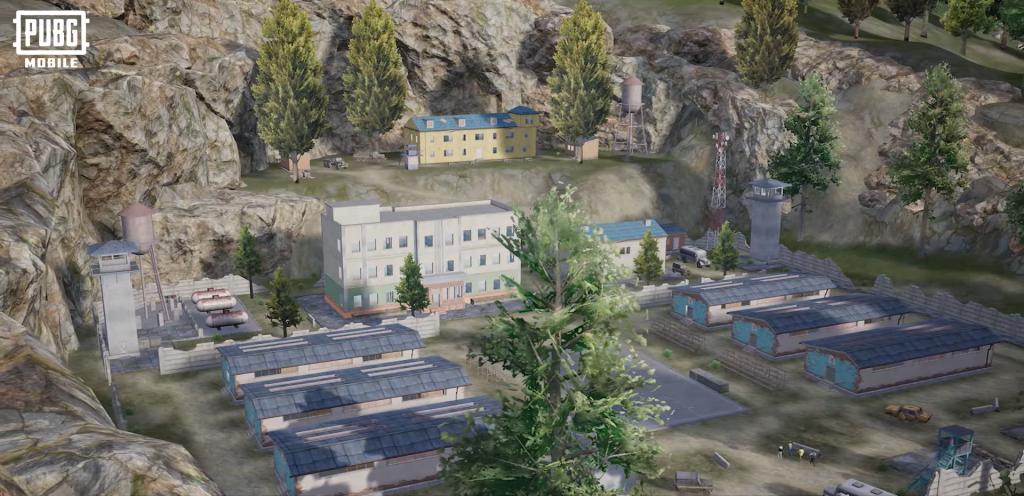 New Era Prison (Hapishane Yeni Görünüm)