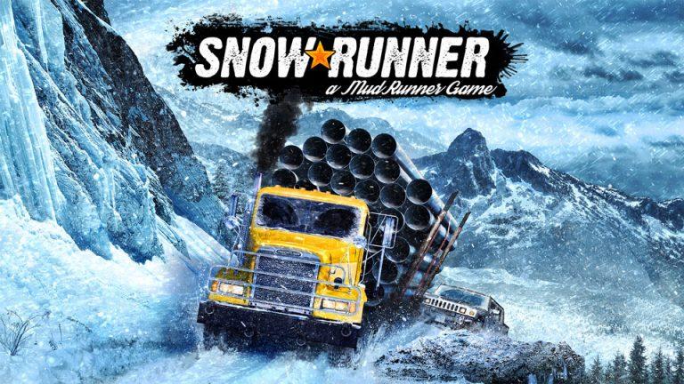 Snow Runner PC Oyun İndir